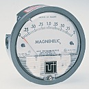 Magnehelic® Differential Pressure Gauge; 0-2