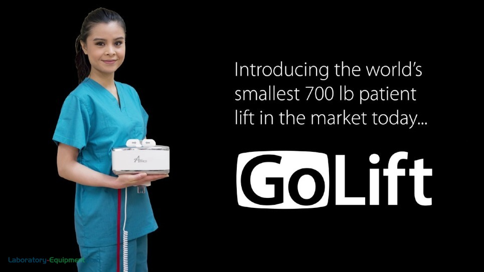 GoLift Patient Lift Video by Amico