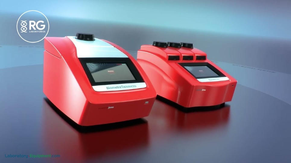 Analytic Jena Video of Biometra TAdvanced and Biometra Trio Thermal Cyclers
