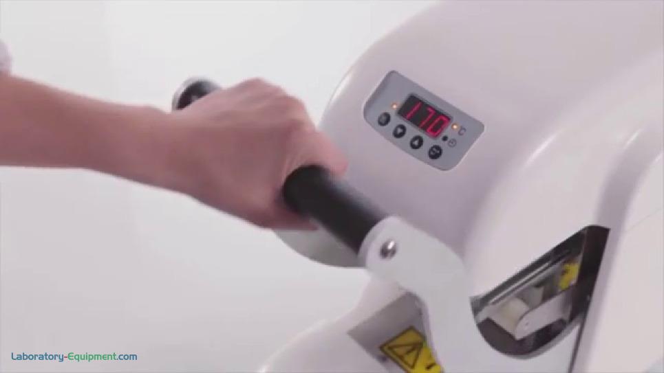 Vitl VTS Variable Temperature Heat Sealer video