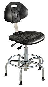 Urethane Lab Chairs by BioFit
