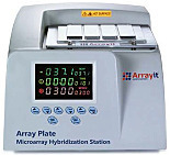 Array Plate Multi-Well Microarray Hybridization Stations by Arrayit