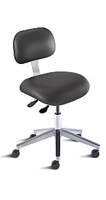 Elite Series Ergonomic Laboratory Chairs by BioFit