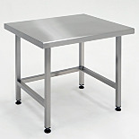 BioSafe® Stainless Steel Cleanroom Tables