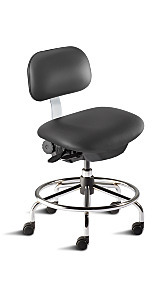 ISO 4 Cleanroom/ESD Chairs by BioFit