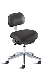 Eton Series Ergonomic Static-Control Chairs by BioFit