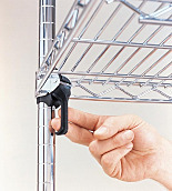 Super Adjustable Super Erecta Shelves by InterMetro