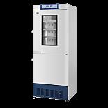 Refrigerator/Freezer; Laboratory, 6.5 cu. ft./3.4 cu. ft., Upright, Haier Biomedical, 220/240 V