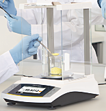 Entris II Advanced BCA Analytical Balances by Sartorius
