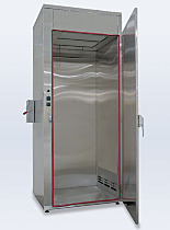 Extra-Large HEPA-Filtered Cleanroom Oven; 67.5 cu. ft.,  Stainless Steel, 208 V