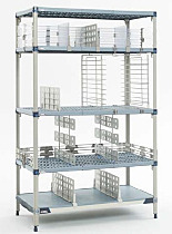 MetroMax Q Shelving Systems by InterMetro