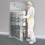 Smart® CleanMount® Pass-Throughs with Recirculating HEPA/ULPA Filtration