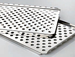 Shelf; SS, Perforated, for Heratherm Adv Protocl Incubator (104L), 17.28