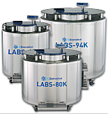 LABS Series Cryostorage Freezer Systems