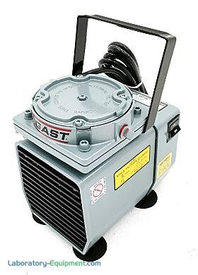 120VAC Diaphragm vacuum/pressure pump     7902-00 displayed