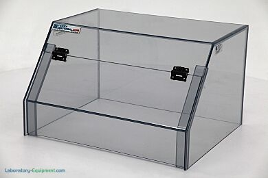 Static-Dissipative PVC Mini-Hood creates a