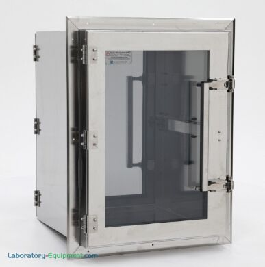 Simplifies contamination-free transfer of materials between classified spaces | 2636-04D-2 displayed