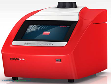 Biometra TAdvanced PCR Thermal Cyclers with gradient and twin block options provide easy block exchanges; with silver or aluminum blocks on select models