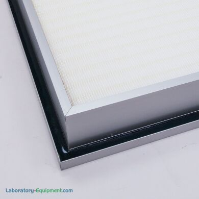 Roomside replaceable filters offers gel-sealed filter seats securely against