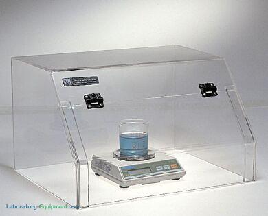 Acrylic Mini-Hood creates a