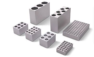 A wide variety of blocks are available to customize your applications  |  5004-80 displayed