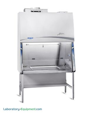 Purifier Axiom C1 BSCs available in 4' or 6' widths include the required base stand and an accessory package (select models) for Type A and Type B applications | 3652-PP-02 displayed