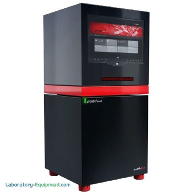 The qTower 3 Auto provides homogeneous excitation, detection and a two year device warranty | 1016-67 displayed