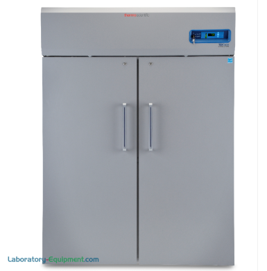 EnergyStar 51.1 cu. ft. freezer with V-Drive and non-invasive automatic defrost includes 8 shelves; stores reagents, vaccines, siRNA and other lab materials   1621-27 displayed