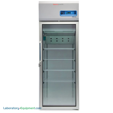 23.0 cu. ft. glass door chromatography refrigerator with a 3°C to 7°C temperature range and auto defrost; GMP Clean Room Class A / ISO 6 (ISO EN 14644-1) compa | 1620-93 displayed