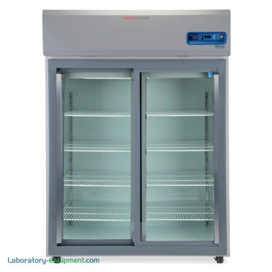 45.0 cu. ft. glass door chromatography refrigerator with a 3°C to 7°C temperature range and auto defrost; GMP Clean Room Class A / ISO 6 (ISO EN 14644-1) compat | 1620-95 displayed