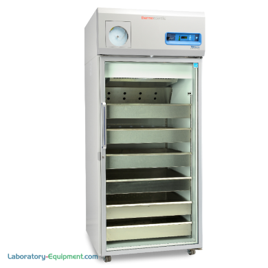 ENERGYSTAR, FDA and UL 29.2 cu. ft. TSX HP blood bank refrigerator stores 426 blood bags, meets AABB requirements and V-drive detects usage patterns   1621-18 displayed