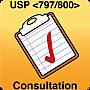 USP 797/800 Consultation