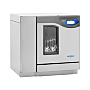 FlaskScrubber Vantage with 99.97% HEPA filtration removes airborne particulates ideal for use in contamination-sensitive lab applications; complies with ADA cas
