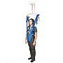 Compatible with GoLift patient handling, S-XL polyester and mesh slings provide upper body support enabling patients to exercise during rehabilitation therapy