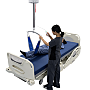 Compatible with GoLift patient handling, S-XL polyester and mesh slings safely lift legs and/or arms; ideal for heavy limbed patients