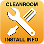 Cleanroom Installation Information
