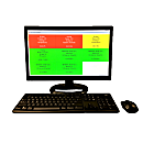 Particle Counter; Express Real-Time Monitoring LMS Software, Lighthouse