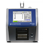 Particle counter with a 0.3 - 25.0 µm size range, a 100 LPM flow rate and an Extreme Life Laser Diode; monitors ISO class 1-8 cleanrooms  |  1510-44 displayed