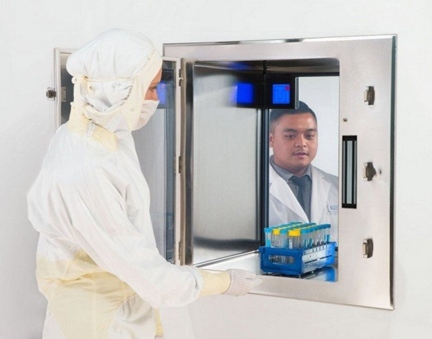 A Smarter Way to Use Cleanroom Pass-Throughs