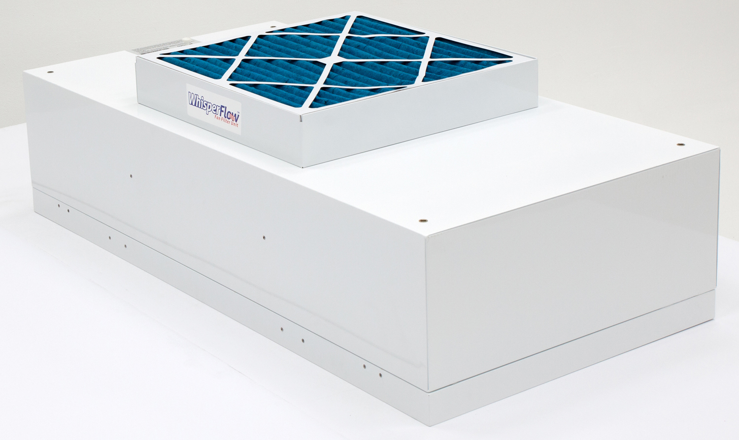 Save Money with Room-side Replaceable Fan Filter Units