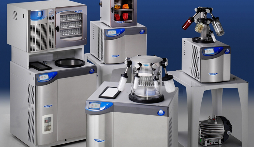 Lyophilizer Features Comparison - Freeze Dryers for Microbiology and Pharmaceuticals