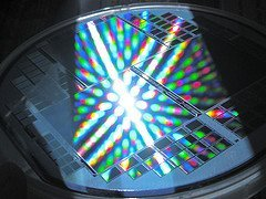 silicon wafer semiconductor
