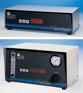 Dual Purge and NitroWatch RH control systems