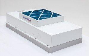 Fan Filter Unit for HEPA or ULPA filtration