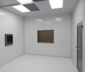 Terra Universal Cleanroom Conversion Install complete