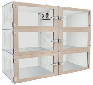 IsoDry double wide Desiccator Cabinet