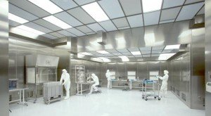Biosafe Stainless steel cleanroom | Terra Universal