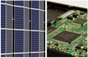 Wet Process solar cell_IC