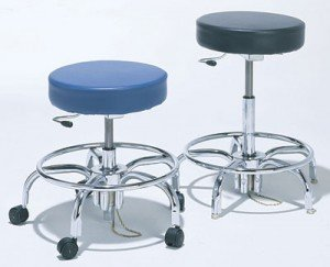 Biofit Adjustable cleanroom stools