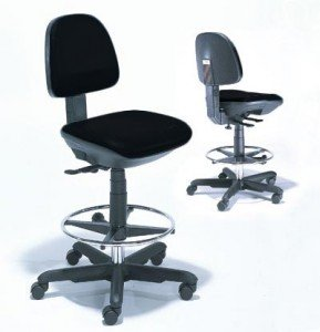 Dauphin Cleanroom Chairs